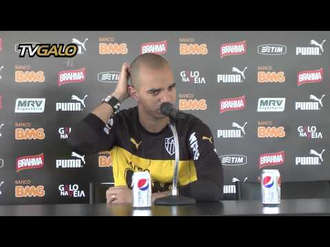 26/08/2014 Entrevista Coletiva: Diego Tardelli