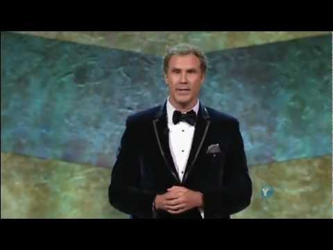 Will Ferrell Hilarious Acceptance Speech At The Mark Twain Comedy Award 2011