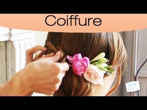 Beaut faire une coiffure de mariage youtube - Fabriquer une coiffeuse ...