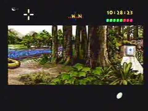 Jurassic Park Sega CD - Part 1