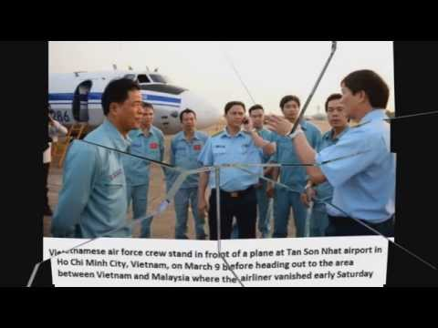 Air Crash Investigation 2014: Malaysia Airlines Flight 370 With 239 On Board Goes Missing!