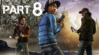 The Walking Dead Game Season 2 Episode 4 - Walkthrough Part 8