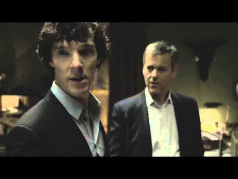 Шерлок - психопат.