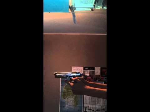 Ekol Firat Magnum 9mm P.A.K Blank gun