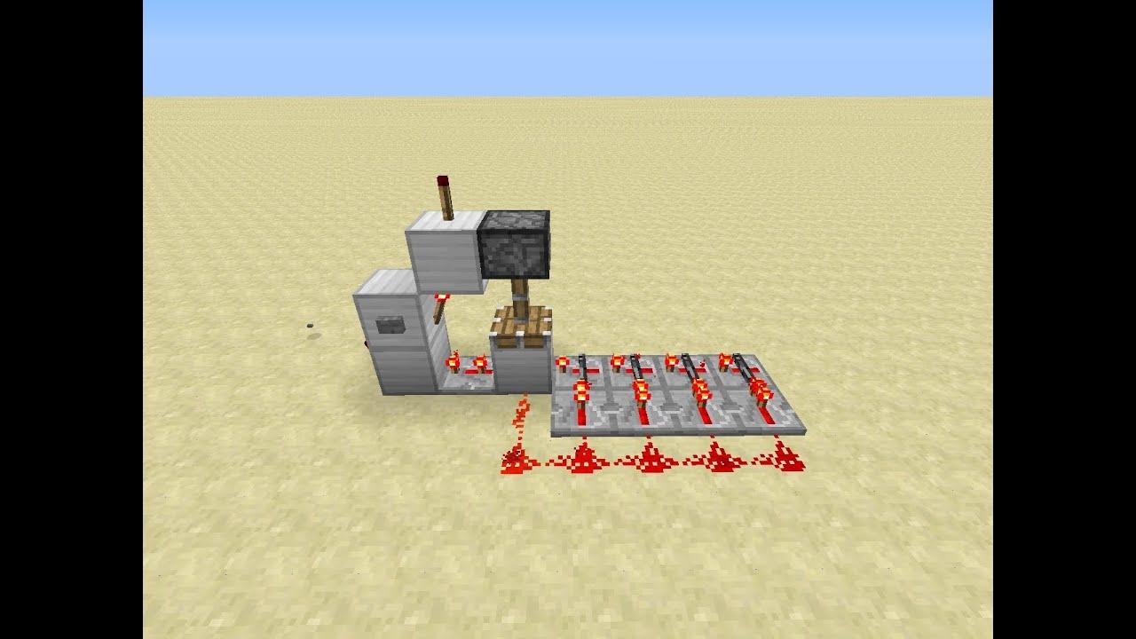 Minecraft  Worlds Simplest Counter