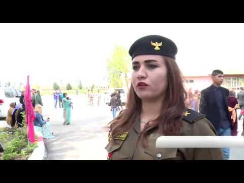 Курдские женщины Пешмерга