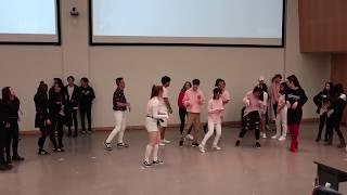 Daebak 대박 UAlberta Kpop Club 2019 Showcase - Random Play Dance