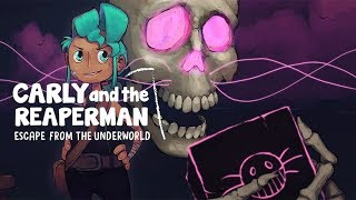 Carly and the Reaperman: Escape from the Underworld     Oculus Rift