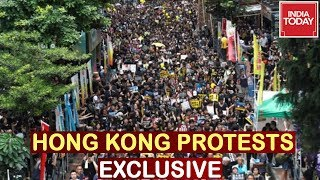 India Today Exclusive : Ground Report Of Hong Kong Protests | Full