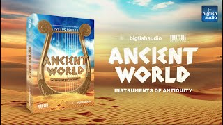 Ancient World: Instruments of Antiquity Trailer