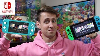 Should YOU Buy A Nintendo Switch OR Nintendo Switch Lite??