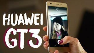 Huawei GT3: Ника забыла про обзор смартфона
