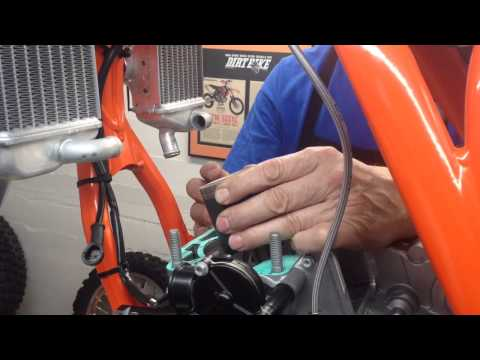 How to Install a 2 Stroke Cylinder