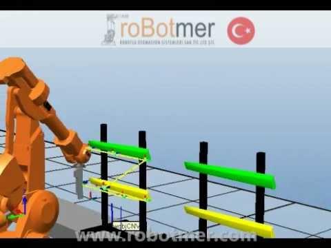 Alevleme Robot Simülasyonu 1