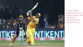CSK vs KKR Final CLT 2014 Highlight