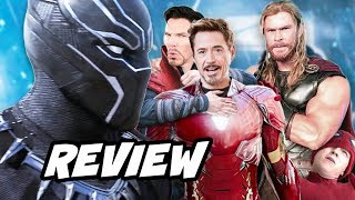 Black Panther Review - Does It Live Up To Avengers Hype