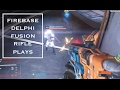 Firebase Fusion Rifle Play Breakdowns and Tips