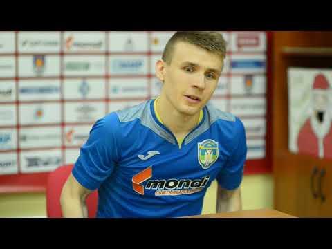 1-4 плей-офф. Новая генерация - Газпром-ЮГРА. 1-4. Третий матч. Иван Обжорин