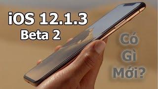 Đánh giá iOS 12.1.3 Beta 2: đây là điều chưa có tiền lệ