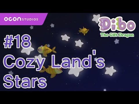 [ocon] Dibo The Gift Dragon Ep18 Cozy Land's Stars  ( Eng Dub) video