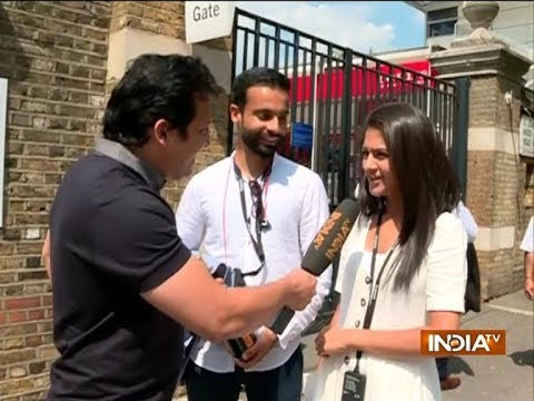 Man proposes to girlfriend during India vs England ODI at Lord's