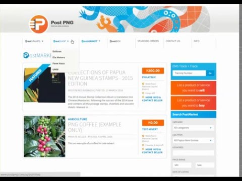 Papua New Guinea Post Tracking Guide