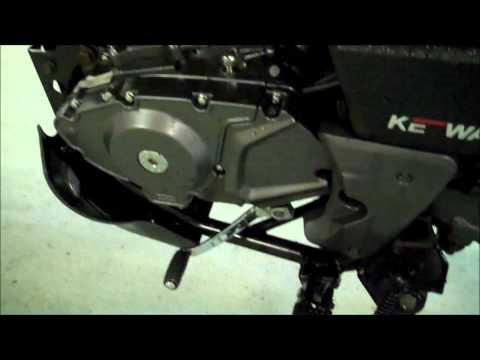 Keeway TXM125 2012 Review