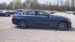 2019 BMW 330i xDrive Baltimore, Owings Mills, Pikesville, Westminster, MD 30687