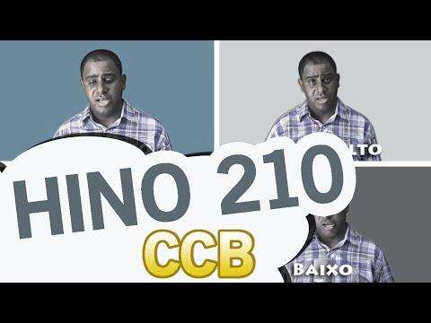 HINO CCB 210 - Grandes promessas - Acapella by: Douglas Alves