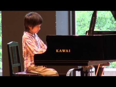 自閉症のピアニストKylie  ショパンのノクターン
