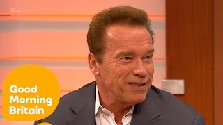 Arnold Schwarzenegger Wasn't Going To Be The Terminator | Good Morning Britain