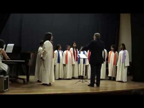 Berceuse de Mozart - Niños Cantores de Villa de Cura