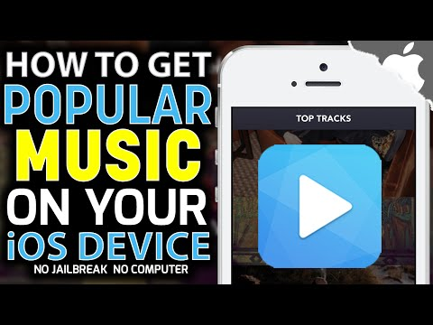 How To Get MUSIC BOX on your iOS Device! 9.0.1 and below (NO JAILBREAK) iPhone iPad iPod Touch