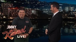 Jimmy Kimmel Puts Federal Employees to Work During Government Shutdown – Fire Captain
