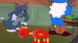 Tom and Jerry- Ep 70 - Push-Button Kitty (1952) part (1)