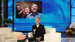 Ellen Surprises Single Mom Stacey Elsenpeter