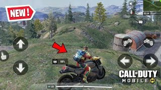 *NEW* 20 VS 20 WARFARE MODE + Motorcycle in Call of Duty Mobile Battle Royale