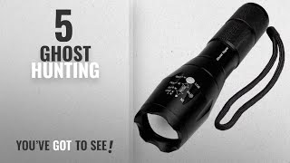 Top 10 Ghost Hunting [2018]: Ghost Vapor GVX-8700 The Original High Powered LED Flashlight - Ultra