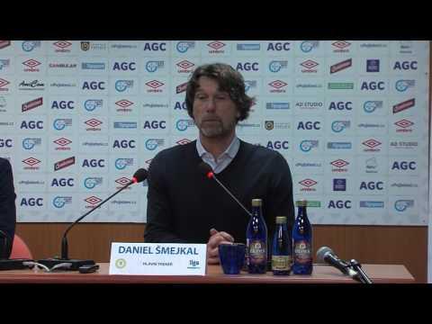 Tisková konference domácího trenéra po utkání Teplice - Jablonec (26.11.2016)