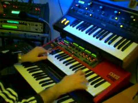 EQUINOXE IV Jean Michel Jarre Cover Music Videos