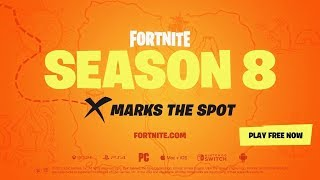 SEASON 8 *TRAILER* Leaked in Fortnite! (NEW Battle Pass Skins, Map Location & Live Event)