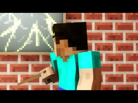 MOB PROBLEMS The Creeper That Couldn't Explode! - Minecraft Animation - FrediSaalAnimations