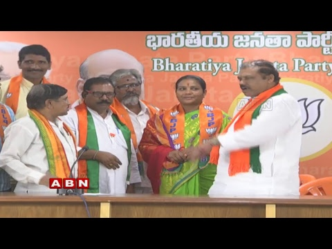 BJP President K Laxman Press Meet LIVE | ABN LIVE