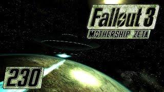 Fallout 3: Mothership Zeta (X360) - 1080p60 HD Walkthrough Part 230 - The Bridge: Final Battle