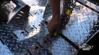 Pavati Marine Video: Quick-Lock Floor System