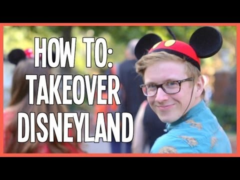 HOW TO: Take Over Disneyland