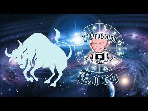 Toro - L'Oroscopo di Don Alemanno 2014