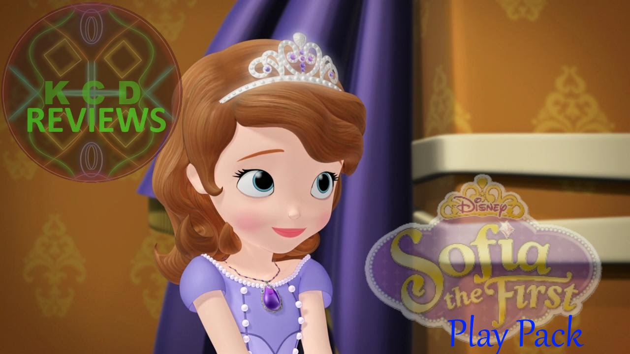 kcd reviews dollar tree sofia the first grab and go play