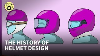 The history of helmets in Formula 1 - Chainbear explains