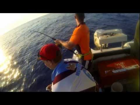 Fishing Townsville - Red Emperor